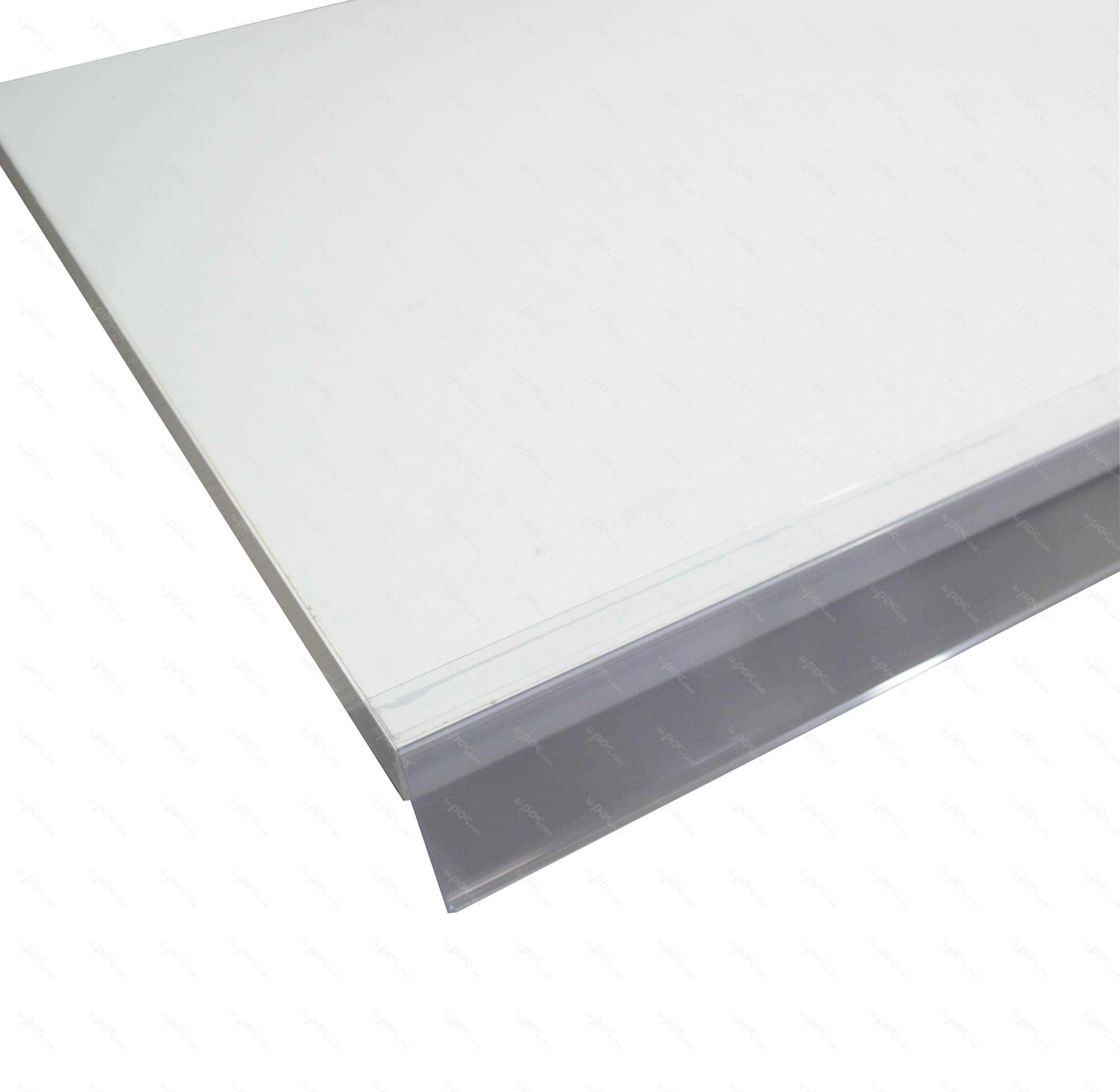 Ъглов ценови профил с адхезив -4 cm x 100 cm