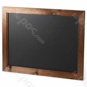 Дървена рамка с черна дъска
