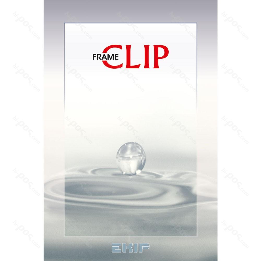 Клип рамка с обикновено стъкло