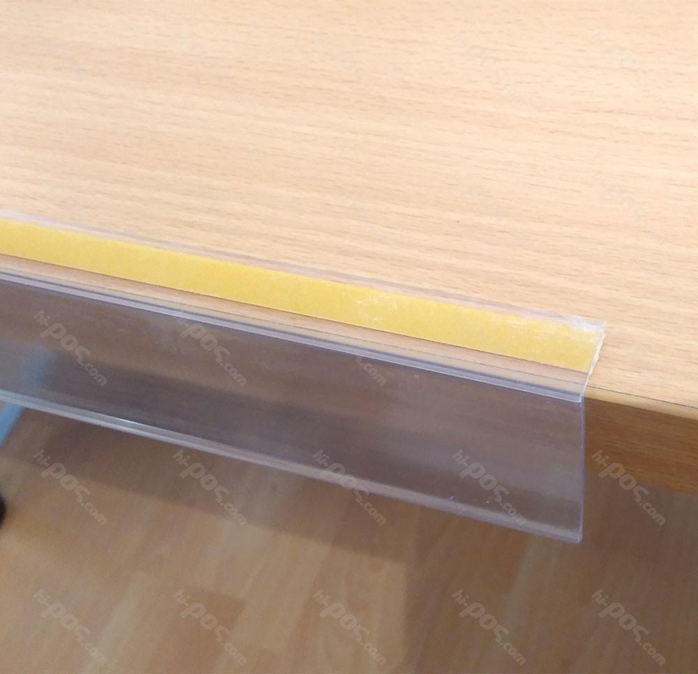 Ъглов ценови профил с адхезив -4 cm x 90 cm