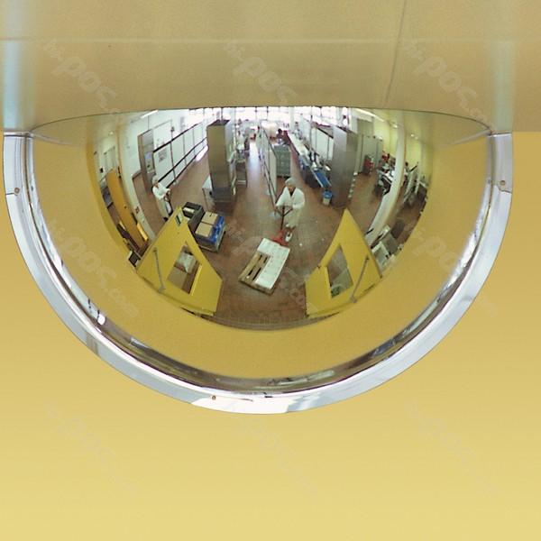 Панорамно охранително огледало за наблюдение 180°