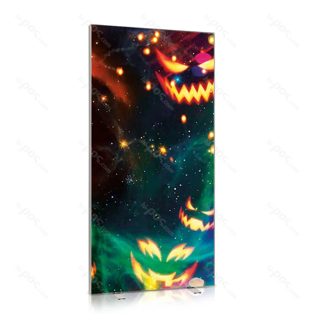Двустранна LED текстилна стена Еasy -100x250cm