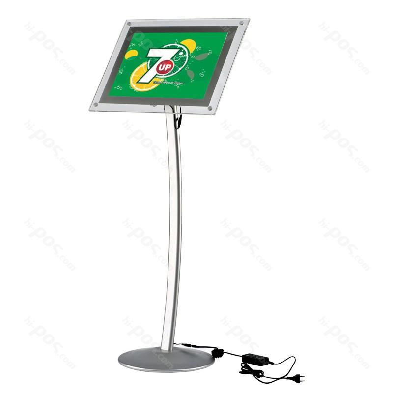 Акрилен LED Инфо борд