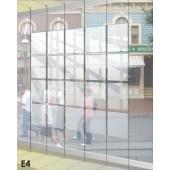 Акрилен Дисплей за витрина 20хА4