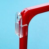 Страничен пръстен за PVC рамки