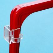 Кукичка за PVC рамка за промо кош