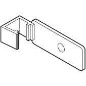 Планка за стена за рамки от А6 до А3