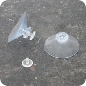 Комплект вендузи с прозрачен пин