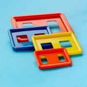 PVC табелка Klik shelf