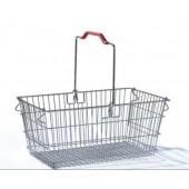 Метална кошница за пазаруване - 20 литра