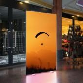 LED Светeщ рекламен дисплей 100х250 cm