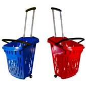 Пазарска кошница на колела Премиум