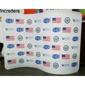 Текстилна стена Wave -300x230